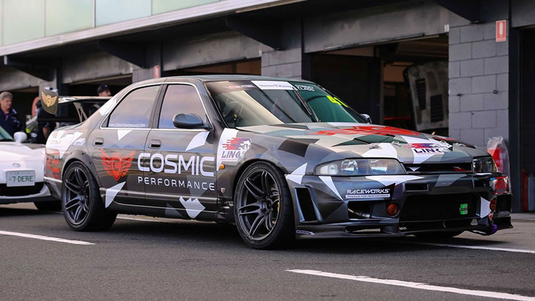 Cosmic Performance Racing